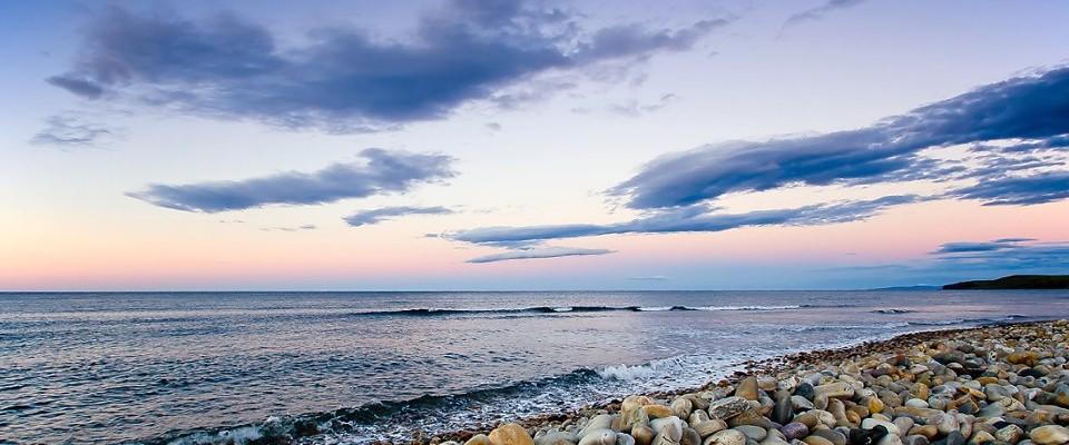 Playa rocas
