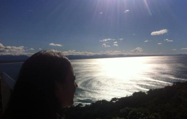 Beatriz estudiante de Ingles en Gold Coast