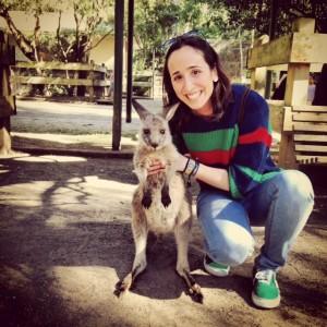 Baby Canguro!