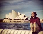 Maria estudiante de Inglés & Children's Services en Sydney!