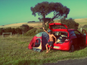 Iban Camping RoadTrip