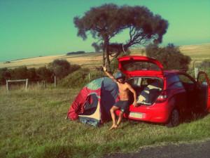 Iban Camping RoadTrip