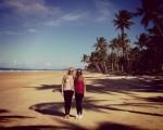 Mareike and Steffy aprendiendo Inglés en Cairns (english)